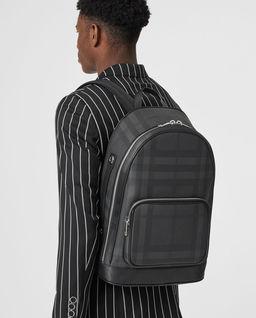 Plecak w kratę