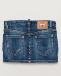 Spódniczka jeansowa 6-16 lat