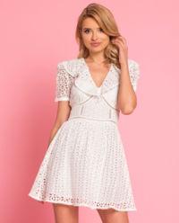 Sukienka z koronki