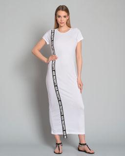 Sukienka z logo marki