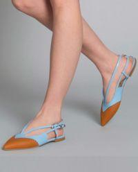 Sandały z naturalnej skóry