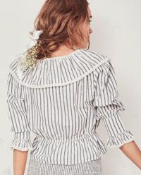 Bluzka w paski Eloise