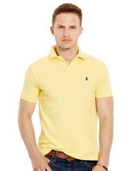 Koszulka Polo Slim Fit Mesh
