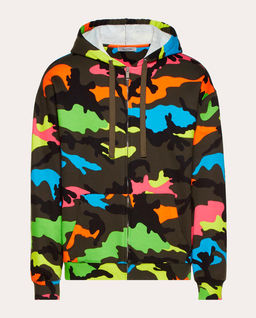 Bluza Camouflage Fluo