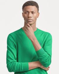 Sweter z bawełny