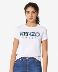 Tričko s logem Peonies