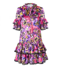 Sukienka jedwabna Juliette
