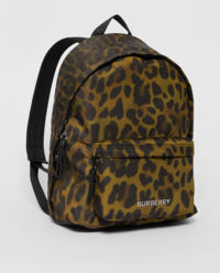 Plecak z logo Leopard