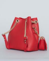 Plecak z portfelem