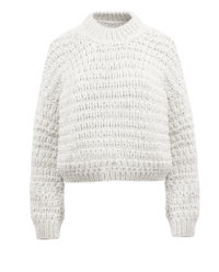 Sweter Honey White