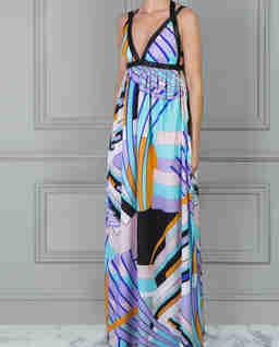 Sukienka Dajna Blue