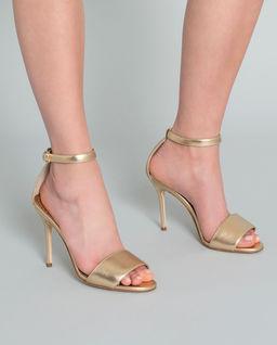 Sandały na szpilce Goldie