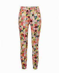 Spodnie z logowaniem