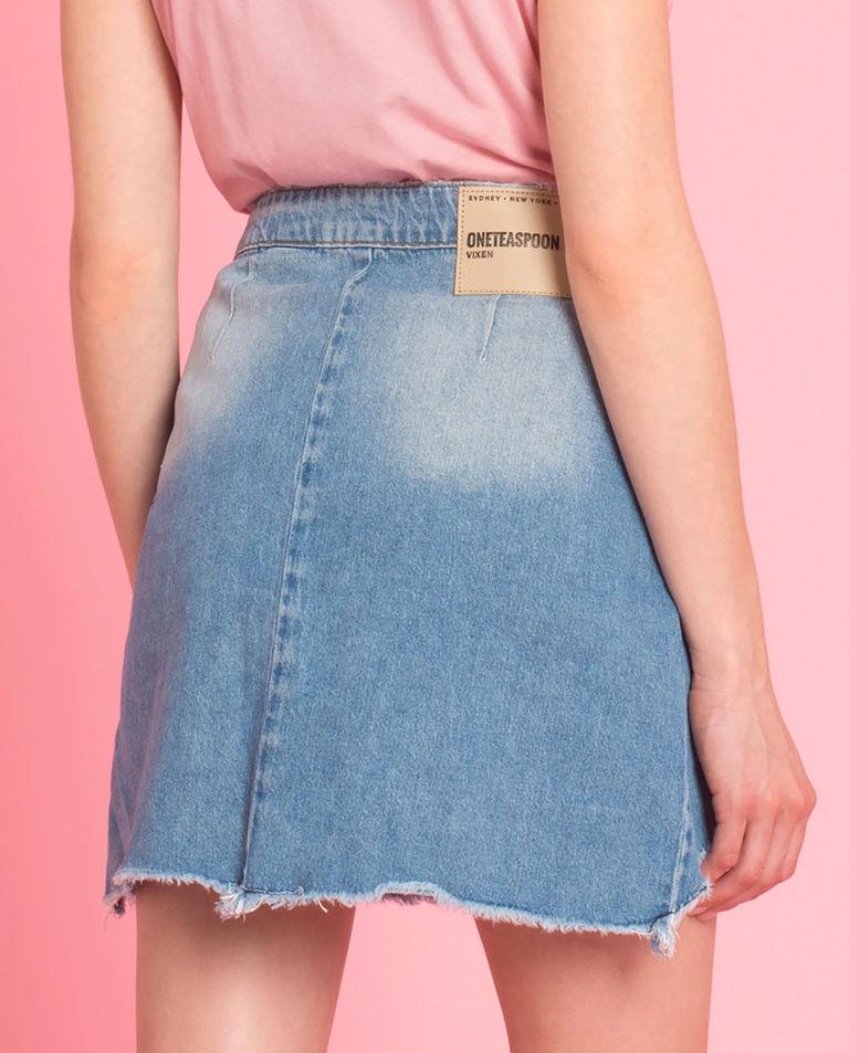 Spódnica jeansowa Vixen