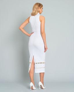 Sukienka z nitami