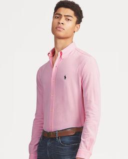 Różowa koszula Mesh