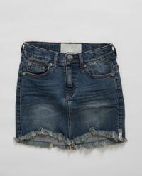 Spódnica jeansowa mini