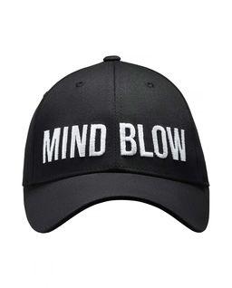 Černá kšiltovka Mind Blow