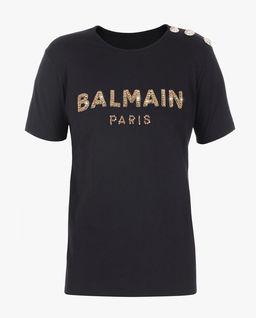 T-shirt z kamieniami ozdobnymi