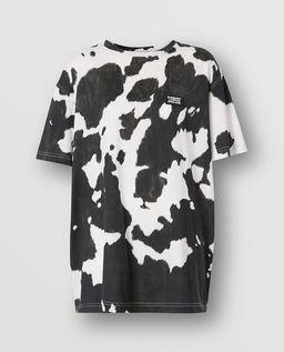 T-shirt z motywem zwierzęcym
