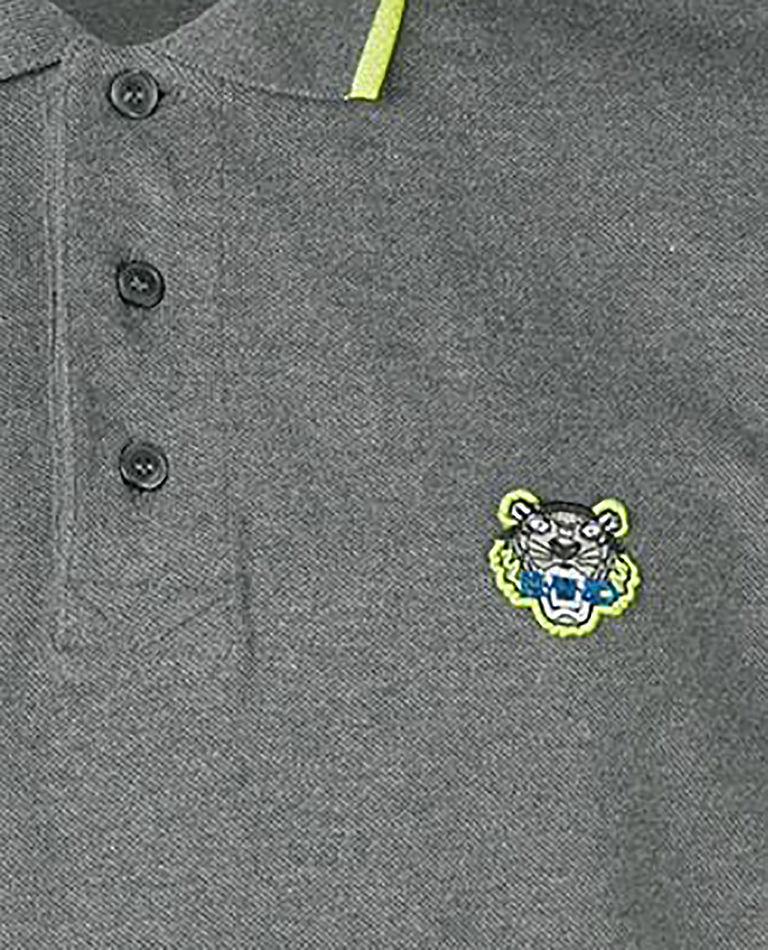 Koszulka polo z tygrysem