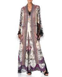 Kimono s krystaly Swarovski