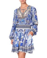 Sukienka z kryształamiSwarovskiego
