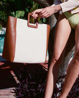 Plátěná taška Shirley
