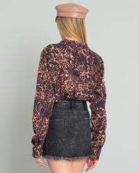 Džinová sukně Black Sea