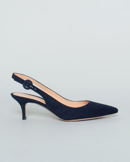 Boty na podpatku Anna