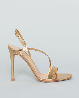 Sandały na szpilce Manhattan