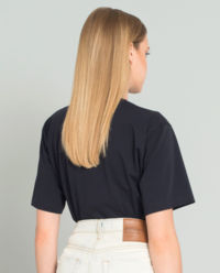 Granatowy t-shirt