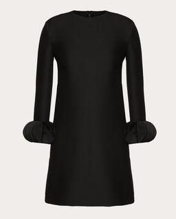 Sukienka z krepy