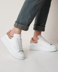 Sneakersy s podrážkou 4.5 cm