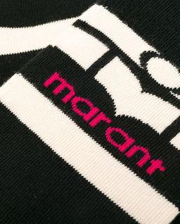 Skarpety z logo