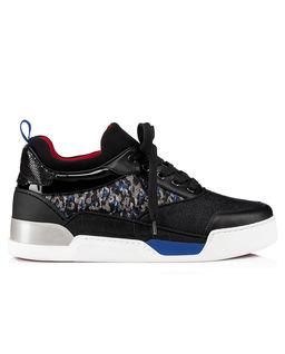 Skórzane sneakersy Aurelien