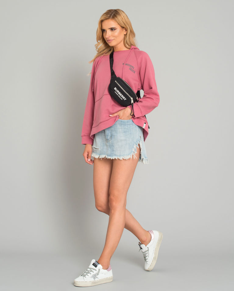 Spódnica jeansowa Hustler