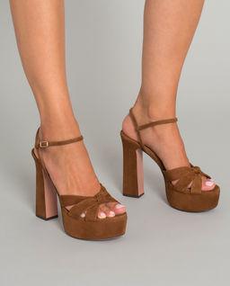 Sandały na platformie Baba Plateau