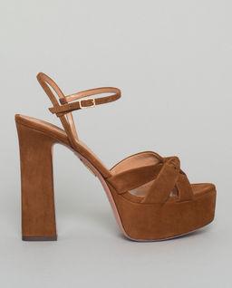Sandály na platformě Baba Plateau