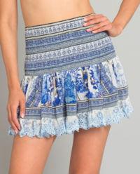 Spódnica z jedwabiu