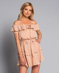Sukienka z jedwabiu Ravello