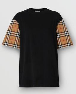 Bawełniana koszulka z krótkim rękawem