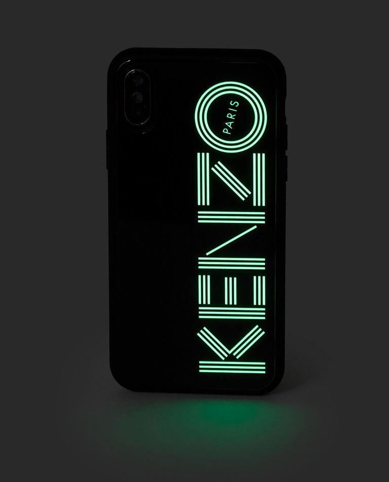 Fluorescencyjne etui na iPhone X/XS