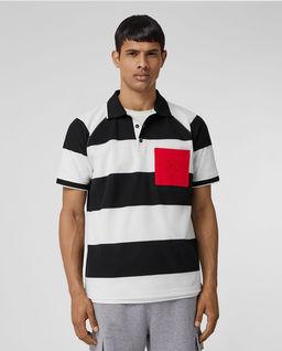 Koszulka Polo w paski