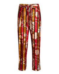 Spodnie z kolorowym printem