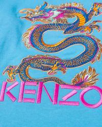 Niebieska bluza Dragon