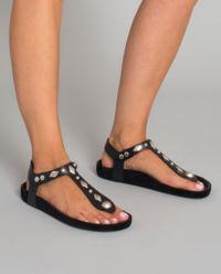 Sandały ze skóry Enavy