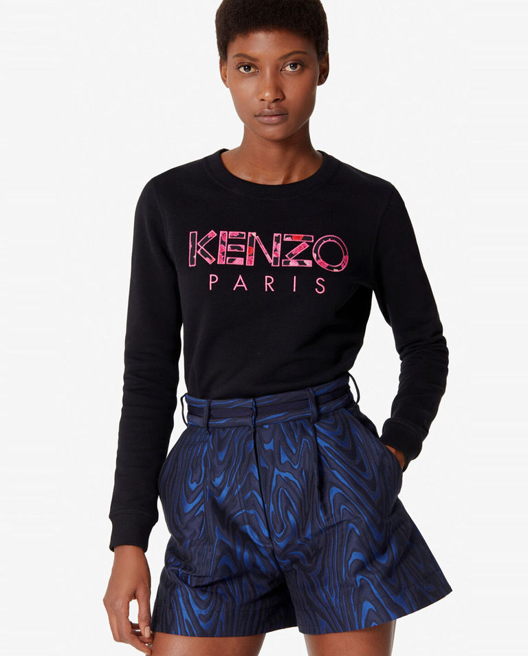 Bluza z logo Peonies