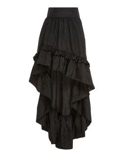 Asymetryczna spódnica maxi