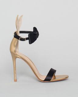 Sandały na szpilce Bunny